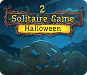Free Solitaire Game Halloween 2 Game