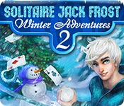 Free Solitaire Jack Frost: Winter Adventures 2 Game