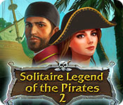 Free Solitaire Legend Of The Pirates 2 Game