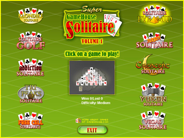 Solitaire Game screenshot 4