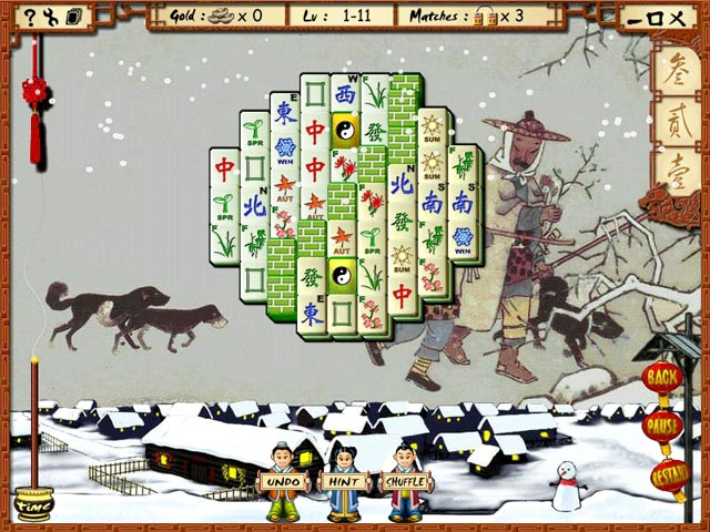 Song of Season Game screenshot 2