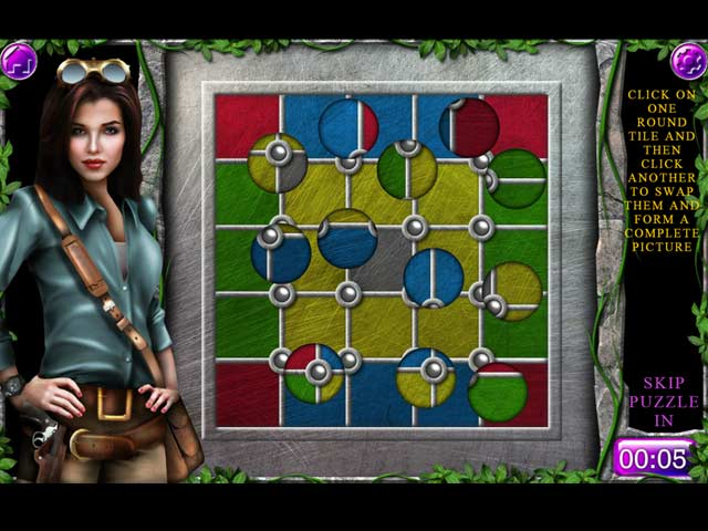 Sophia's Adventures: The Search for the Lost Relics Game screenshot 2