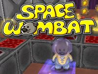 Free Space Wombat Game