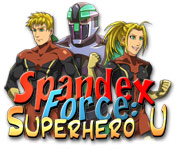 Free Spandex Force: Superhero U Game