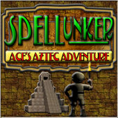 Free Spellunker: Ace's Aztec Adventure Game