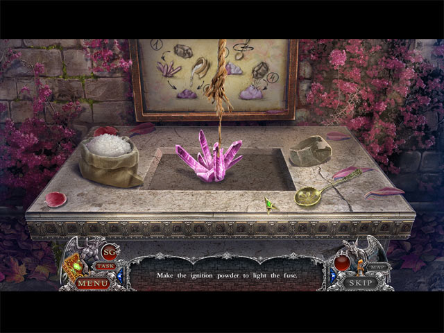 Spirit of Revenge: Cursed Castle Collector's Edition Game screenshot 3