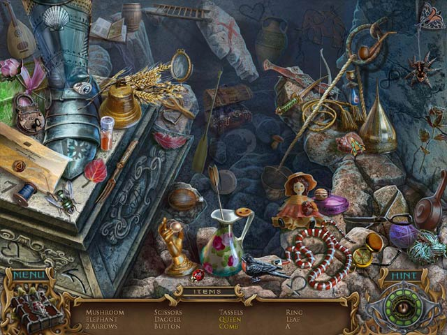 Spirits of Mystery: Amber Maiden Collector's Edition Game screenshot 1
