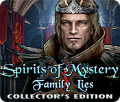 Free Spirits of Mystery: Family Lies Collector's Edition Game