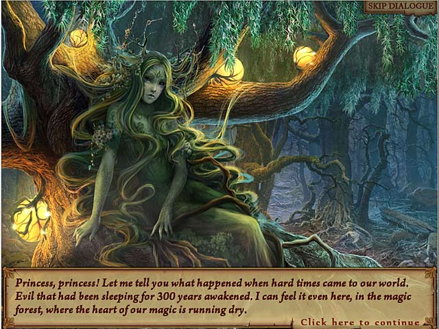 Spirits of Mystery: Song of the Phoenix Collector's Edition Game screenshot 2