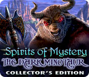 Free Spirits of Mystery: The Dark Minotaur Collector's Edition Game