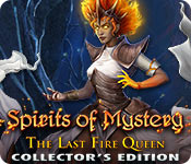 Free Spirits of Mystery: The Last Fire Queen Collector's Edition Game