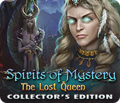 Free Spirits of Mystery: The Lost Queen Collector's Edition Game