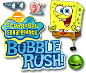 Free SpongeBob SquarePants Bubble Rush! Game