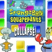 Free Spongebob SquarePants Collapse! Game