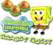 Free SpongeBob SquarePants Krabby Quest Game