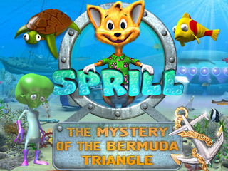 Sprill: The Mystery of The Bermuda Triangle Game screenshot 1