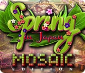 Free Spring in Japan Mosaic Edition Game