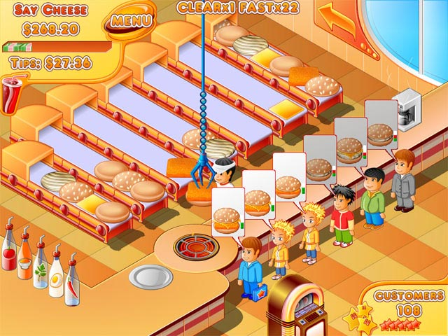 Stand O' Food Game screenshot 3