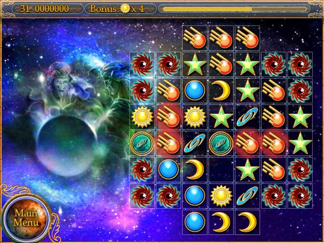 Starcrossed Game screenshot 2