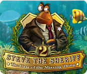 Free Steve the Sheriff 2: The Case of the Missing Thing Game