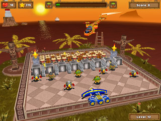 Strike Ball 3 Game screenshot 2