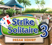 Free Strike Solitaire 3 Dream Resort Game