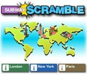 Free Subway Scramble Game