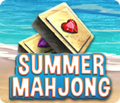 Free Summer Mahjong Game