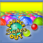 Free Super Bounce Out Game