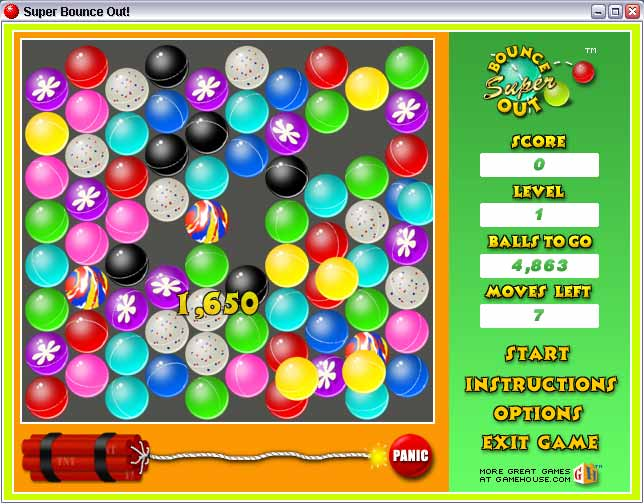 Download Super Bounce Out 1.0