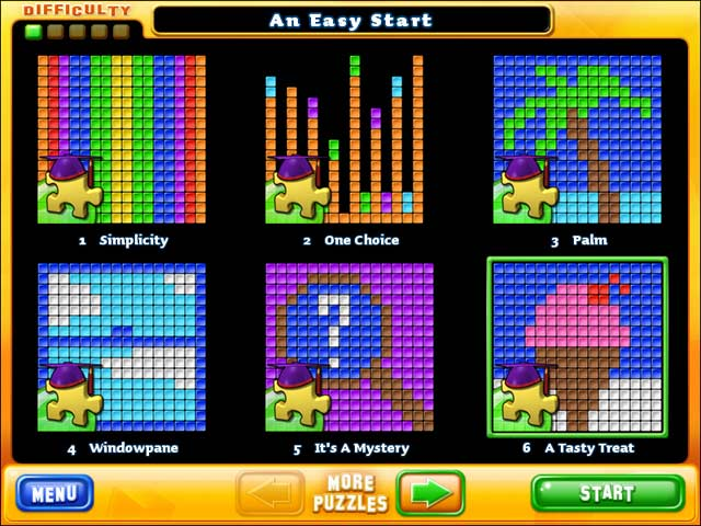 Super Collapse! Puzzle Gallery Game screenshot 2