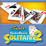 Free Super Gamehouse Solitaire 2 Game