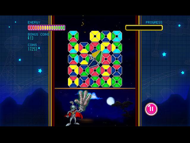 Super Gloves Hero Game screenshot 1