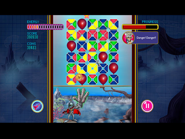 Super Gloves Hero Game screenshot 3