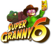 Free Super Granny 6 Game