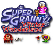 Free Super Granny Winter Wonderland Game