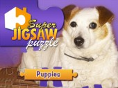 Free Super Jigsaw Puppies Game