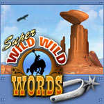 Free Super Wild Wild Words Game