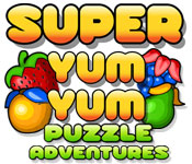 Free Super Yum Yum Puzzle Adventures Game