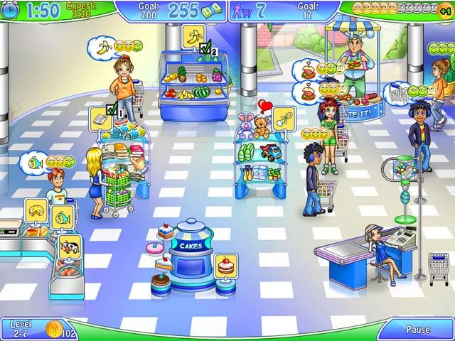 Supermarket Management Game screenshot 3