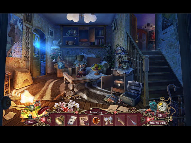 Surface: Lost Tales Collector's Edition Game screenshot 1