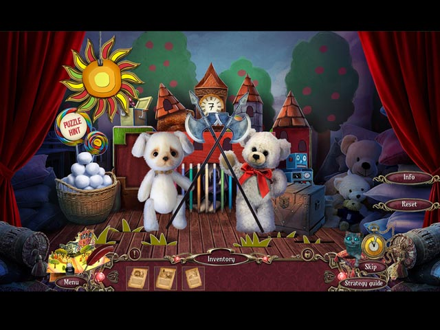 Surface: Lost Tales Collector's Edition Game screenshot 3