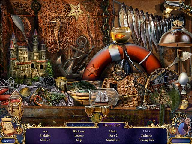 Surface: Mystery of Another World Game screenshot 2