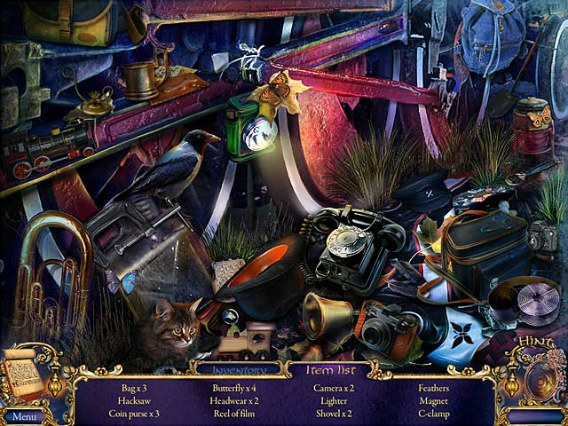 Surface: Mystery of Another World Game screenshot 3