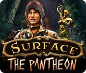 Free Surface: The Pantheon Game