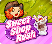 Free Sweet Shop Rush Game