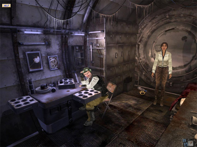 Syberia: Part 3 Game screenshot 1