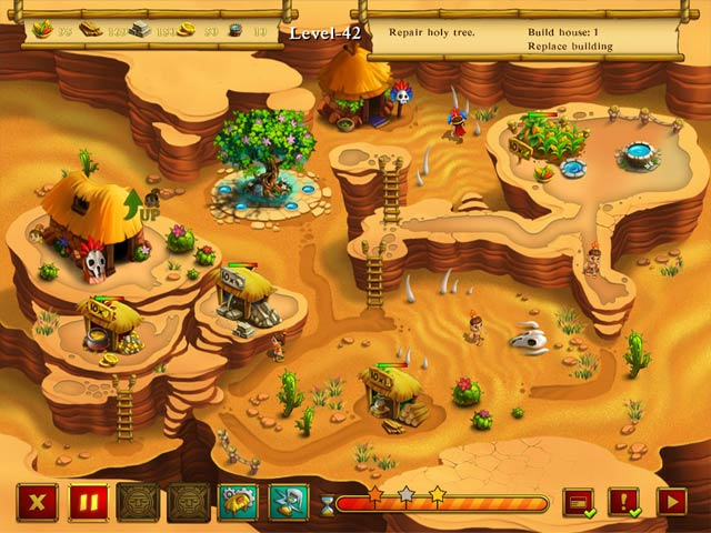 Tales of Inca: Lost Land Game screenshot 1