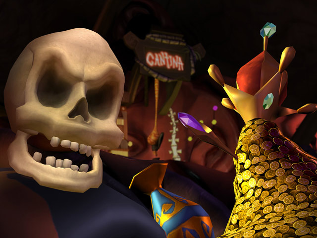 Tales of Monkey Island: Chapter 3 Game screenshot 3