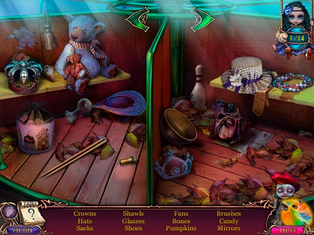 Tales of Terror: Art of Horror Game screenshot 2